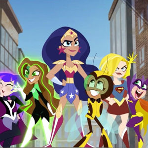 Superhero Girls