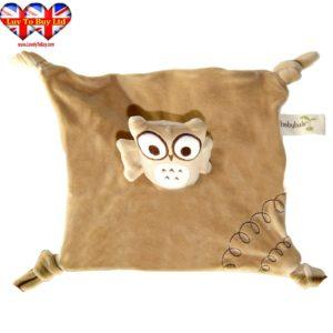 Babybuds Blankie Buddy Owl