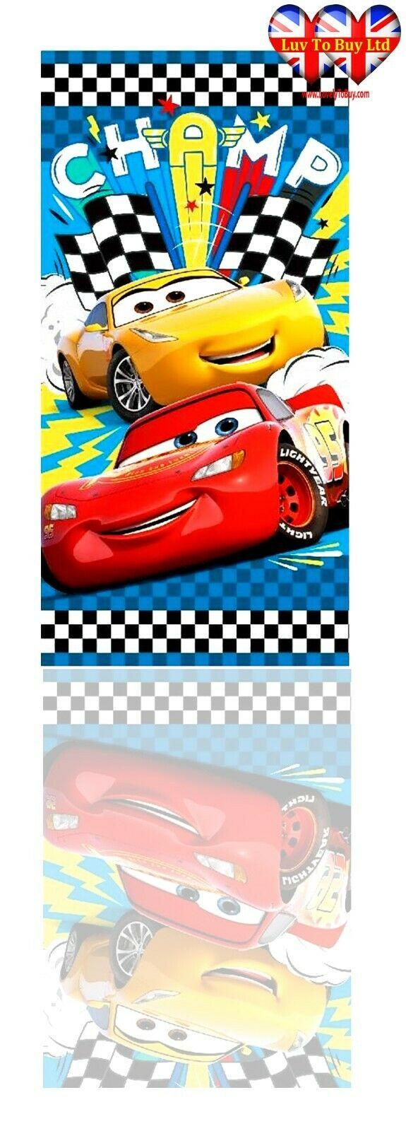 Disney Pixar Cars Towel,Beach Towel,Bath Towel,Swimming Towel